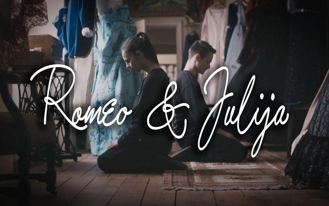 Flirrt – Romeo in Julija že na YouTube!